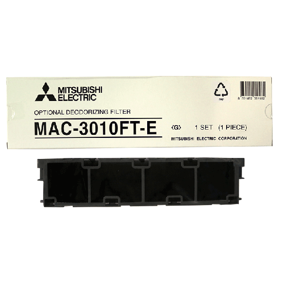 Mitsubishi Electric Deodorizing suodatin MAC-3010FT-E