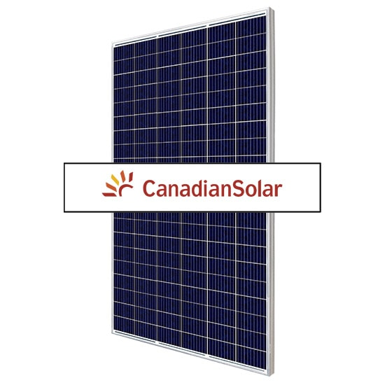 Canadian Solar KuPower -aurinkopaneelit