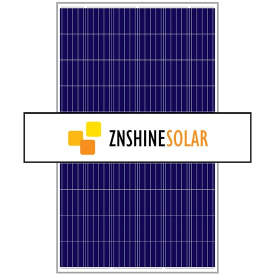ZNShine Solar ZXP6 -aurinkopaneelit