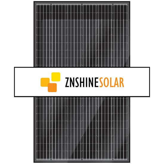 ZNShine Solar ZXM6 -aurinkopaneelit